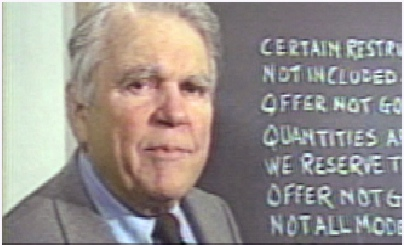 Fine Print (3/12/89) by Andy Rooney, 60 Minutes