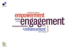 Brands are engaging fully Jan 2013